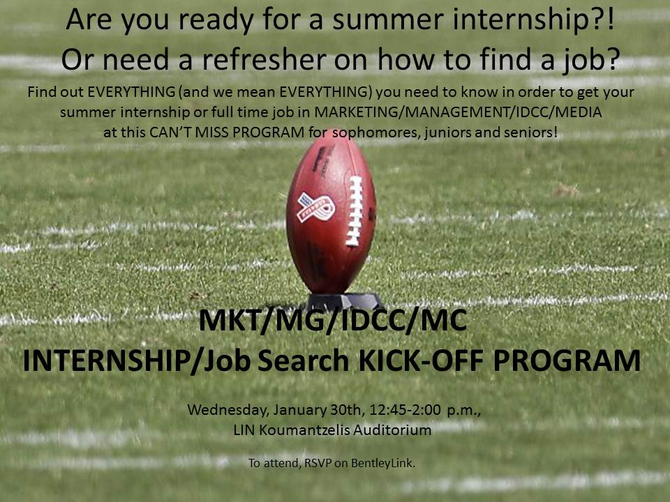 MKT.MG.IDCC Internship Kickoff