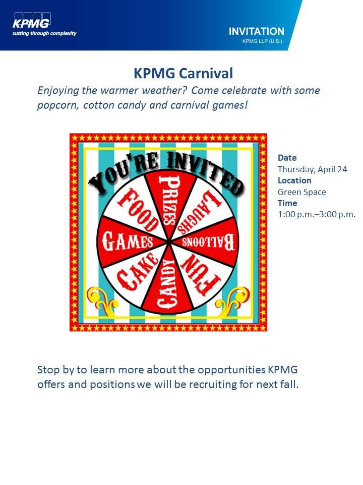 KPMG Carnival