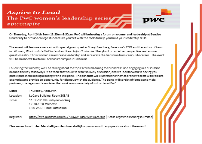 PWC Webcast Aspire to Lead