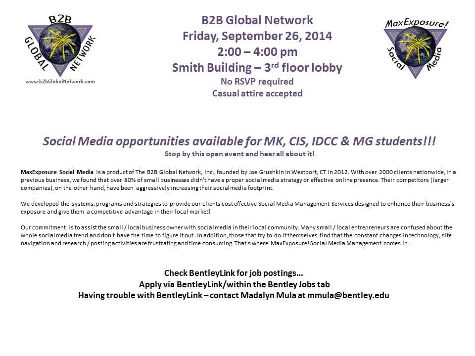 B2B Global Network