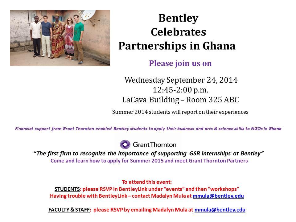 Ghana Project