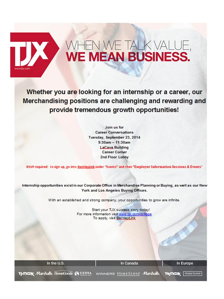 TJX - Career Conversations